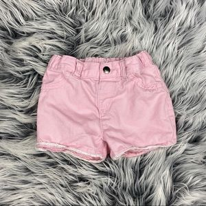 Children's Place Pink Shorts